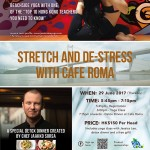Cafe Roma - Yoga Event EDM_V3